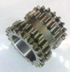 Manufacturer of automotive parts, pinion, crankshaft