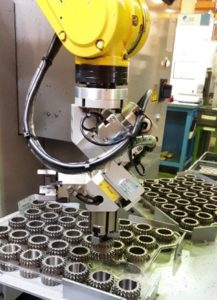 Supplier of machined parts for the automotive, railway, hydraulic, ... industries