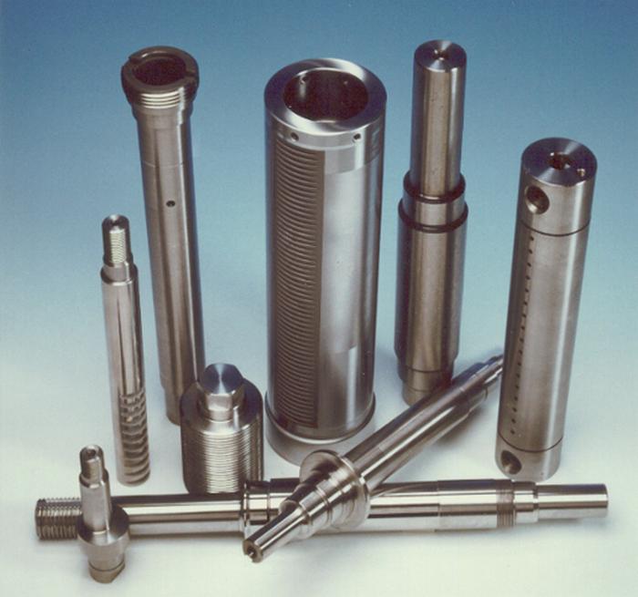 Complex part machining