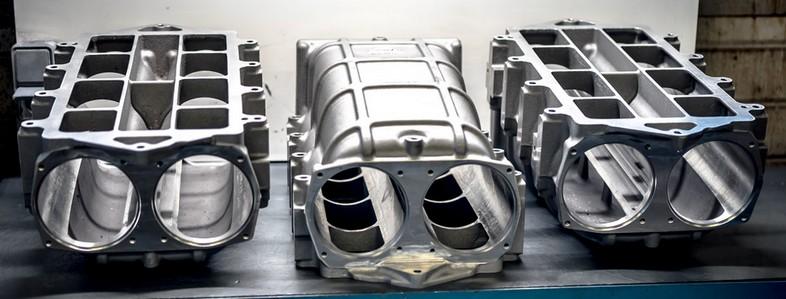 Manufacturer of aluminium pump casing