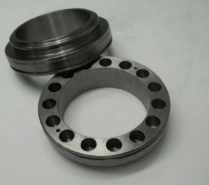 Supplier of machined piston for public works engines