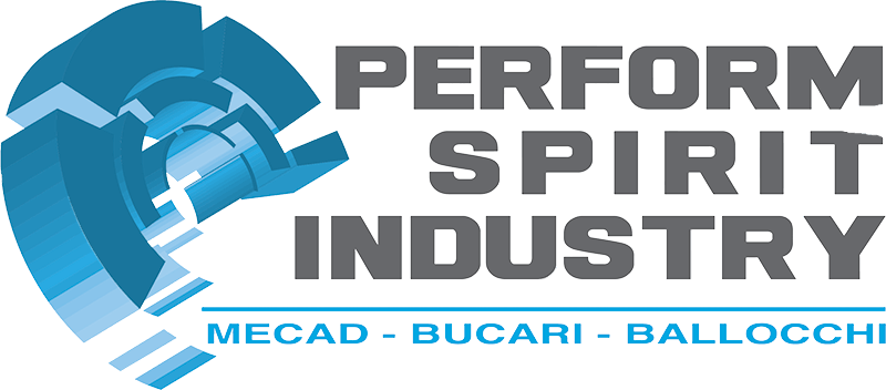 LOGO PERFORM SPIRIT INDUSTRY VECTO