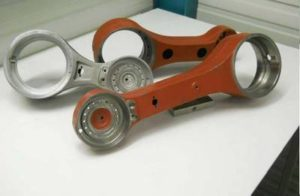pièce usinage robotique