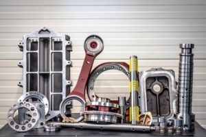 Usinage de pièces métalliques pour les biens d'équipement